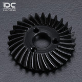 DC RC 1:10 Arc Transmission Bevel Gear black 8T/28T For AXIAL SCX10 SCX10 II DC-50713(1KIT)
