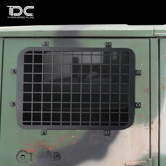 DC RC Windows Guard Mesh For Wrangler/SCX10 DC-50801 (3pcs)