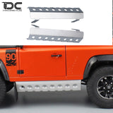 DC RC 1:10 All Metal Side Under Guard Plate For TRAXXAS TRX-4 Ford Bronco DCA-0102 (1Pair)