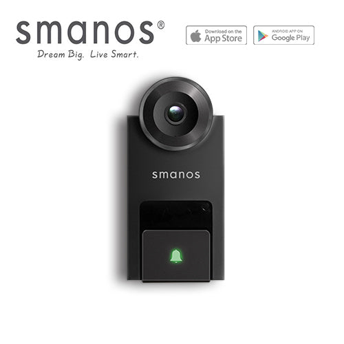 Smanos Smart Video Doorbell
