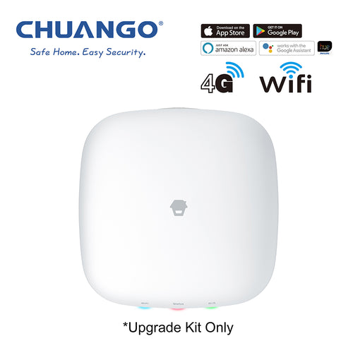 Chuango H4-LTE (WiFi & 4G) Upgrade Kit