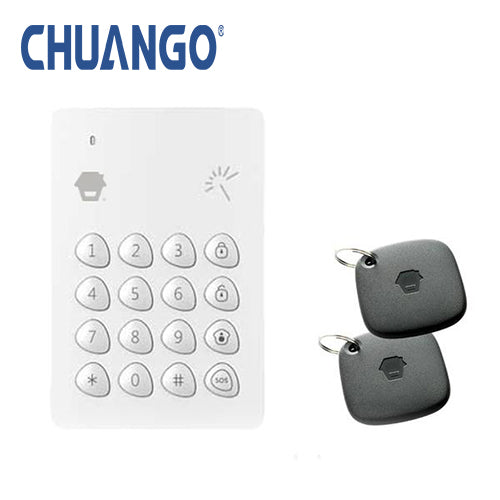 Chuango Wireless Keypad & RFID Reader with 2 RFID Tags