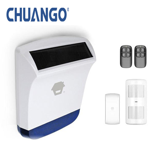 Chuango 'Starter 260' Wireless DIY Home Security Alarm