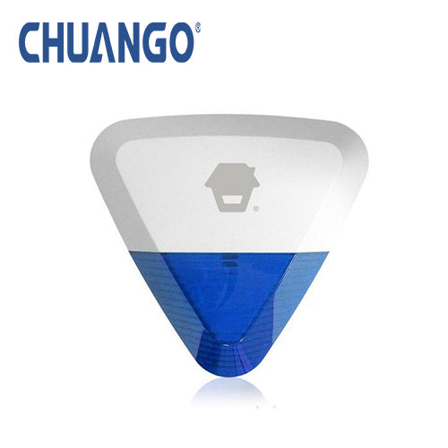 Chuango Wireless Outdoor Mains Powered Strobe Siren