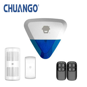 Chuango 'Starter 280' Wireless DIY Home Security Alarm