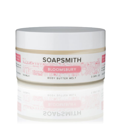 SOAPSMITH Bloomsbury Body Butter Melt 100ml