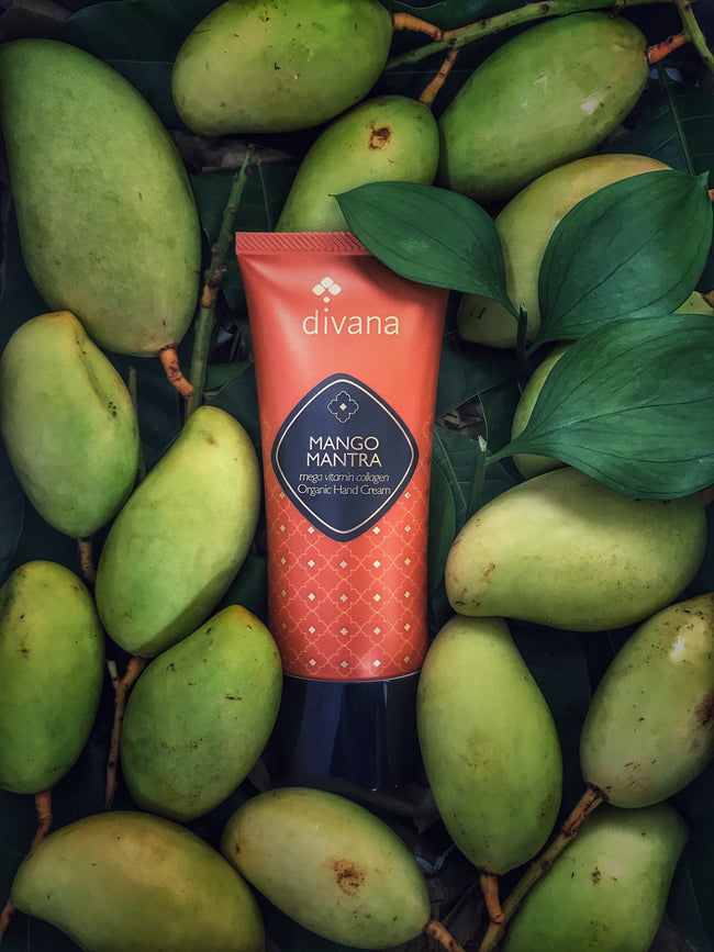 MANGO MANTRA Mega Vitamin Collagen Organic Hand Cream 80g