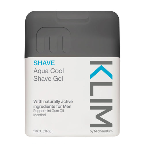 Aqua Cool Shave Gel 150ml