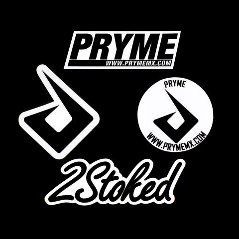 Pryme Sticker Pack