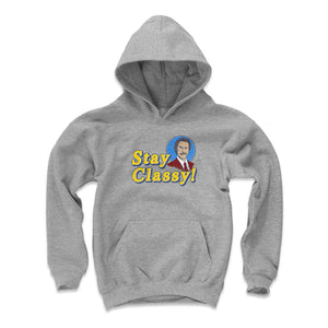 Anchorman Kids Youth Hoodie