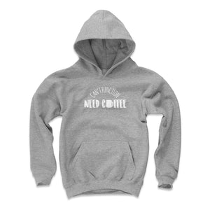 Funny Coffee Kids Youth Hoodie