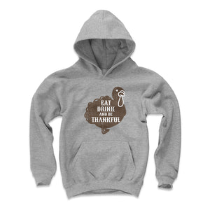 Turkey Kids Youth Hoodie