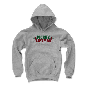 Funny Christmas Day Kids Youth Hoodie | 500 LEVEL