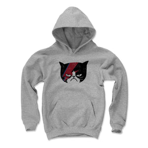 Funny Cat Kids Youth Hoodie | 500 LEVEL