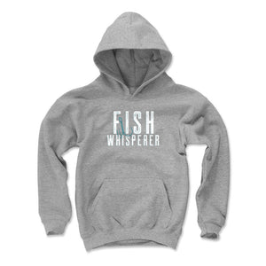 Funny Fishing Kids Youth Hoodie | Bald Eagle Tees