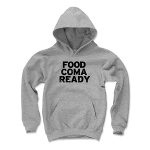 Food Coma Kids Youth Hoodie | 500 LEVEL