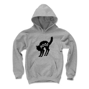 Cat Kids Youth Hoodie | 500 LEVEL