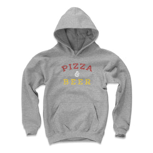 Pizza Kids Youth Hoodie