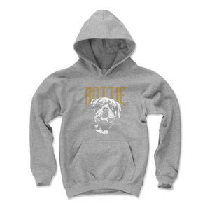 Rottweiler Kids Youth Hoodie | 500 LEVEL