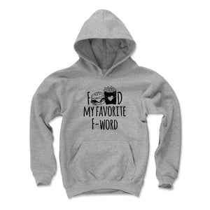 Food Lovers Kids Youth Hoodie | 500 LEVEL