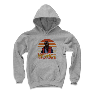 Barack Obama Kids Youth Hoodie | 500 LEVEL