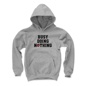 Funny Lazy Kids Youth Hoodie | 500 LEVEL