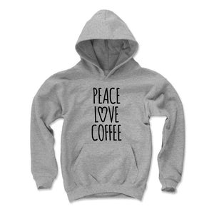 Coffee Lovers Kids Youth Hoodie
