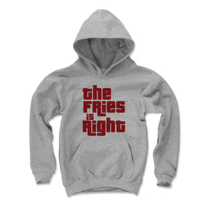 French Fries Kids Youth Hoodie | 500 LEVEL