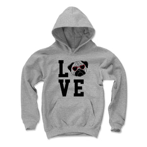 Pug Kids Youth Hoodie | 500 LEVEL