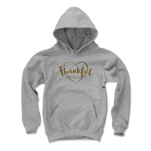 Thanksgiving Day Kids Youth Hoodie | 500 LEVEL