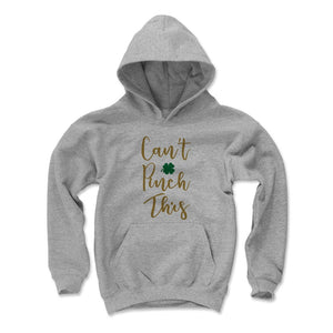St. Patrick's Day Pinch Kids Youth Hoodie | 500 LEVEL