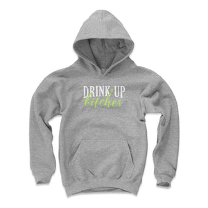 St. Patrick's Day Drinking Kids Youth Hoodie | 500 LEVEL