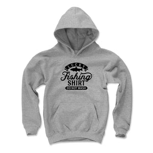Fishing Lover Kids Youth Hoodie | Bald Eagle Tees