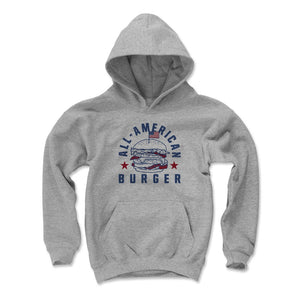 Burger Kids Youth Hoodie | 500 LEVEL