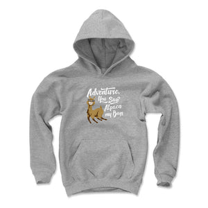 Adventure Humor Kids Youth Hoodie | Bald Eagle Tees