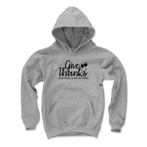 Funny Thanksgiving Kids Youth Hoodie