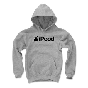 Funny Kids Kids Youth Hoodie | 500 LEVEL