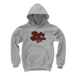 Bacon Kids Youth Hoodie | 500 LEVEL