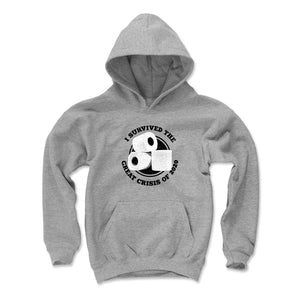 Coronavirus Kids Youth Hoodie | 500 LEVEL