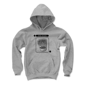 Funny Food Kids Youth Hoodie | 500 LEVEL