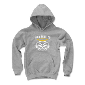 Funny Shih Tzu Kids Youth Hoodie | 500 LEVEL
