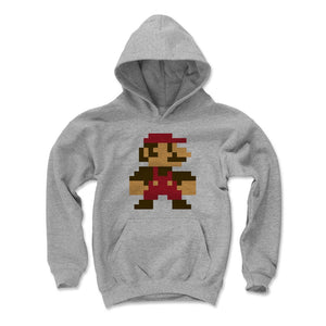 Super Mario Bros. Kids Youth Hoodie | 500 LEVEL