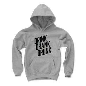 Drinking Kids Youth Hoodie | 500 LEVEL