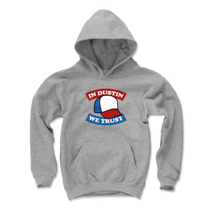 Stranger Things Kids Youth Hoodie | 500 LEVEL