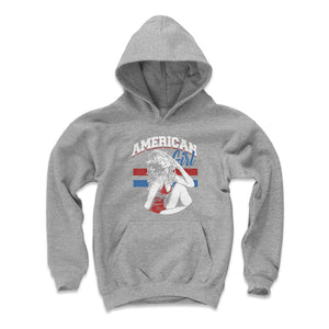 Farrah Fawcett Kids Youth Hoodie | 500 LEVEL