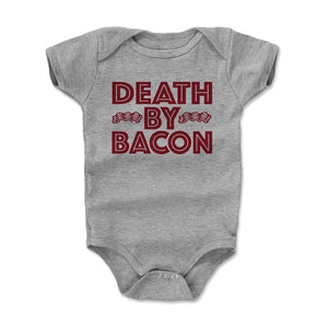 Bacon Kids Baby Onesie | 500 LEVEL