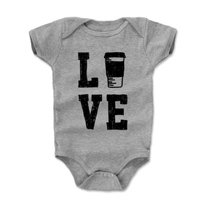 Coffee Lovers Kids Baby Onesie | 500 LEVEL