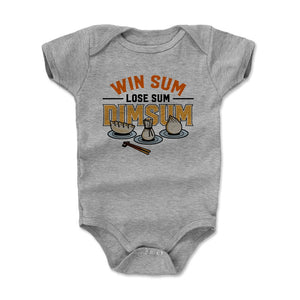 Chinese Food Kids Baby Onesie | 500 LEVEL