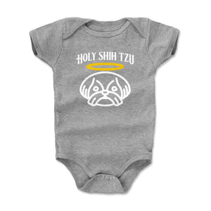 Funny Shih Tzu Kids Baby Onesie | 500 LEVEL
