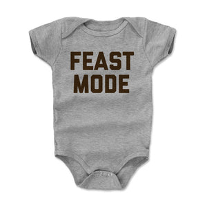 Funny Thanksgiving Day Kids Baby Onesie | 500 LEVEL